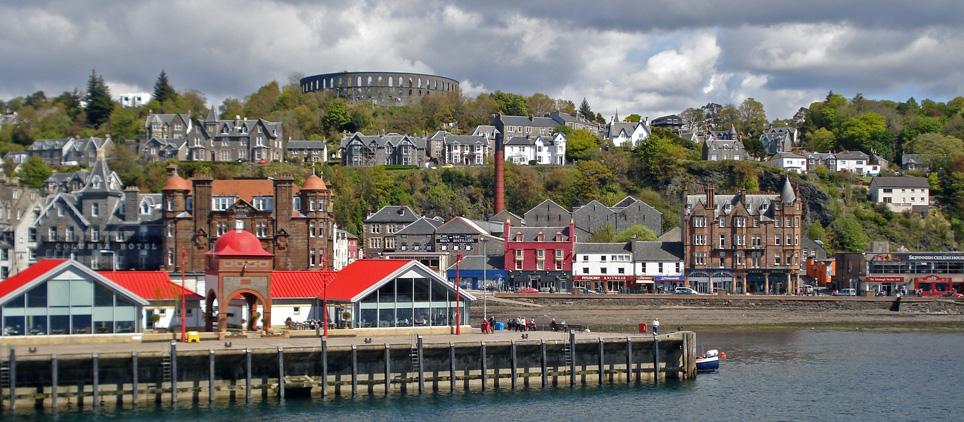 Most westerly scotch distillery woensdag2 - Centraal geschorste schoorsteen ...