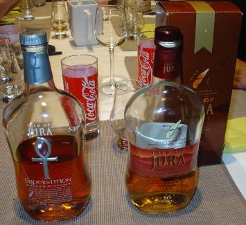 jura 16y vs jura superstition jura 16y 40 % verraadt de bourbonrijping ...